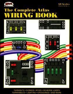 complete atlas wiring book atl12 atlas model railroad books rh hobbylinc com complete atlas wiring book complete atlas wiring book