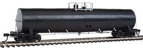 Atlas 23,500 Gallon Tank Undecorated HO Scale Model Train Freight Car #1620