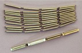 Atlas Code 100 Railjoiners N/S HO Scale Nickel Silver Model Train Track #170