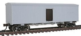 Atlas 36 Wood Reefer Body Style #2 Undecorated HO Scale Model Train Freight Car #20001679