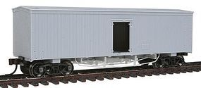 Atlas 36 Wood Reefer w/Truss Rods Undecorated HO Scale Model Train Freight Car #20001680
