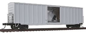 Atlas ACF 50 Precision Design Rib-Side Box Undecorated HO Scale Model Train Freight Car #20001978