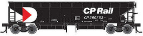 Atlas 70-Ton Hart Ballast Car 3-Pack Canadian Pacific HO Scale Model Train Freight Car #20002825