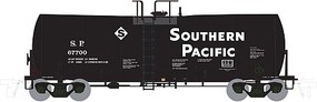Atlas 17,600 Gallon Tank Car Southern Pacific #6702 HO Scale Model Train Freight Car #20003192