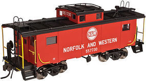 Atlas NE-6 Caboose Norfolk & Western 557732 HO Scale Model Train Freight Car #20003606