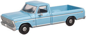 Atlas F-100 Pickup Wind Blue HO Scale Model Railroad Vehicle #20003751