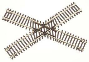 Atlas Code 55 Track 60 Degree Crossing N Scale Nickel Silver Model Train Track #2044