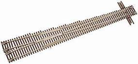 Atlas Code 55 #10 Right Turnout N Scale Nickel Silver Model Train Track #2055