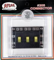 Atlas Connector Model Train Track Accessory #205