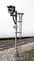 Atlas Type G 3-Light Signal - Single Target HO Scale Model Railroad Operating Accessory #235