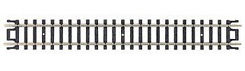 Atlas Code 80 5 Straight Track (6) -- N Scale Nickel Silver Model Train Track -- #2501