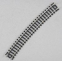 Atlas Code 80 19 Radius (6) N Scale Nickel Silver Model Train Track #2526