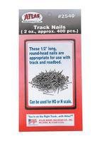 Atlas Track Nails Model Train Track Accessory #2540