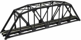 Atlas Code 80 Truss Bridge Black N Scale Model Railroad Bridge #2570