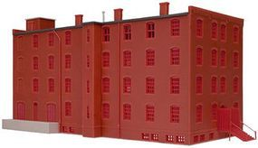 Atlas Middlesex Manufacturing Company Kit N Scale Model Railroad Building #2870