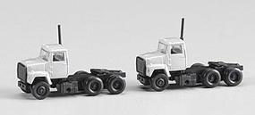 Atlas Atlas N Ford Tractor Cab(TM) Ford(R) LNT 9000 Tractor Cab Undecorated - N-Scale
