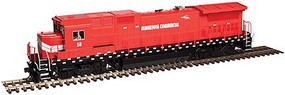 Atlas GE Dash 8-40B w/DCC - Master(R) Minnesota Commercial #84 - N-Scale