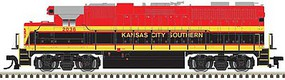 Atlas GP38 DCC KCS #2036 - N-Scale