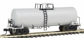 Atlas Trinity 17,600-Gallon Corn Syrup Tank Car Undecorated N Scale Model Train Freight Car #40200
