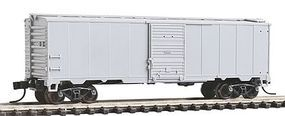 Atlas 1932 ARA Boxcar Style #5 Undecorated N Scale Model Train Freight Car #50000514