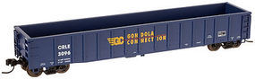 Atlas Thrall 2743 Gondola Gondola Connection CRLE #3092 N Scale Model Train Freight Car #50000827