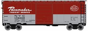 Atlas 40 PS-1 Boxcar w/8 Door New York Central N Scale Model Train Freight Car #50001321