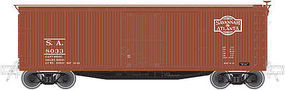 Atlas USRA Double-Sheathed Boxcar Savannah & Atlanta #8038 N Scale Model Train Freight Car #50001488