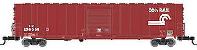 Atlas 60 Single-Door Auto Parts Boxcar Conrail #278443 N Scale Model Train Freight Car #50001985