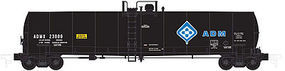 Atlas 23,500 Tank Car ADM #23099 N Scale Model Train Freight Car #50002068
