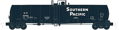 Atlas 23,500 Tank Car Southern Pacific #67699 -- N Scale Model Train Freight Car -- #50002077