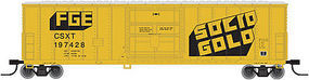 Atlas FGE Boxcar CSX #197447 N Scale Model Train Freight Car #50002530