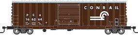 Atlas ACF 50 Boxcar Conrail #166671 N Scale Model Train Freight Car #50002545