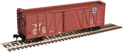 Atlas USRA Single-Sheathed Wood Boxcar - Ready to Run -- Southern Pacific #26607 - N-Scale