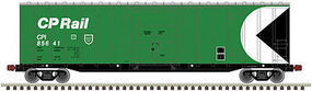 Atlas NSC 50 Plug Door Boxcar CP Rail #85641 N Scale Model Train Freight Car #50002784