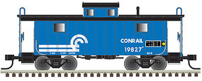 Atlas NE-5 Caboose CR #19827 - N-Scale