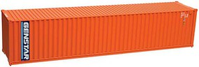 Atlas 40 Container Genstar #1 - N-Scale
