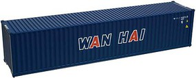 Atlas 40 Container WanHai #1 - N-Scale