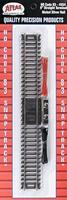 Atlas Code 83 9 Straight Terminal Track HO Scale Nickel Silver Model Train Track #554
