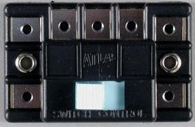 Atlas Control Box HO Scale Model Railroad Electrical Accessory #56