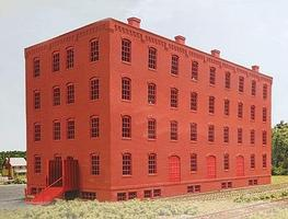 Atlas Middlesex Manufacturing Co. - Kit HO Scale Model Railroad Building #721