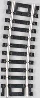 Atlas Code 100 1/3 18 Radius Black N/S (4) HO Scale Nickel Silver Model Train Track #835