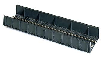 Atlas Plate Girder Bridge N/S -- HO Scale Model Railroad Bridge -- #885