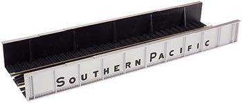 Atlas Code 100 Plate Girder Bridge - Southern Pacific -- HO Scale Model Railroad Bridge -- #898