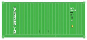 Atlas-O 20 Container Evergreen - O-Scale