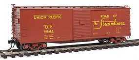Atlas-O 40 Boxcar 2-Rail UP - O-Scale
