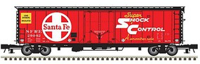 Atlas-O 50 PS-1 Box 2-Rl ATSF - O-Scale