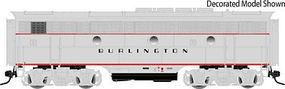 Atlas-O EMD F3B Phase II - 2-Rail Undecorated O Scale Model Train Diesel Locomotive #3628