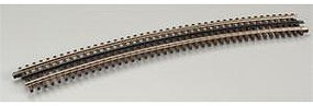 Atlas-O O-99 Full Curved Section 3 Rail O Scale Nickel Silver Model Train Track #6014