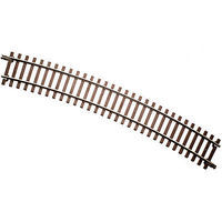 Atlas-O Code 148 2-Rail 36 Radius Full Curve Track O Scale Nickel Silver Model Train Track #7062