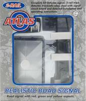 Atlas-O Position Light Signal 2-Rail - Pennsylvania O Scale Model Railroad Trackside Accessory #7925